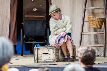 Heidi | NN Theater Köln | Bildnachweis: Inga Geiser